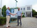Führender asiatischer Frequenzprodukthersteller Hong Kong X'tals Ltd erwirbt Beteiligung an IQD FOQ GmbH