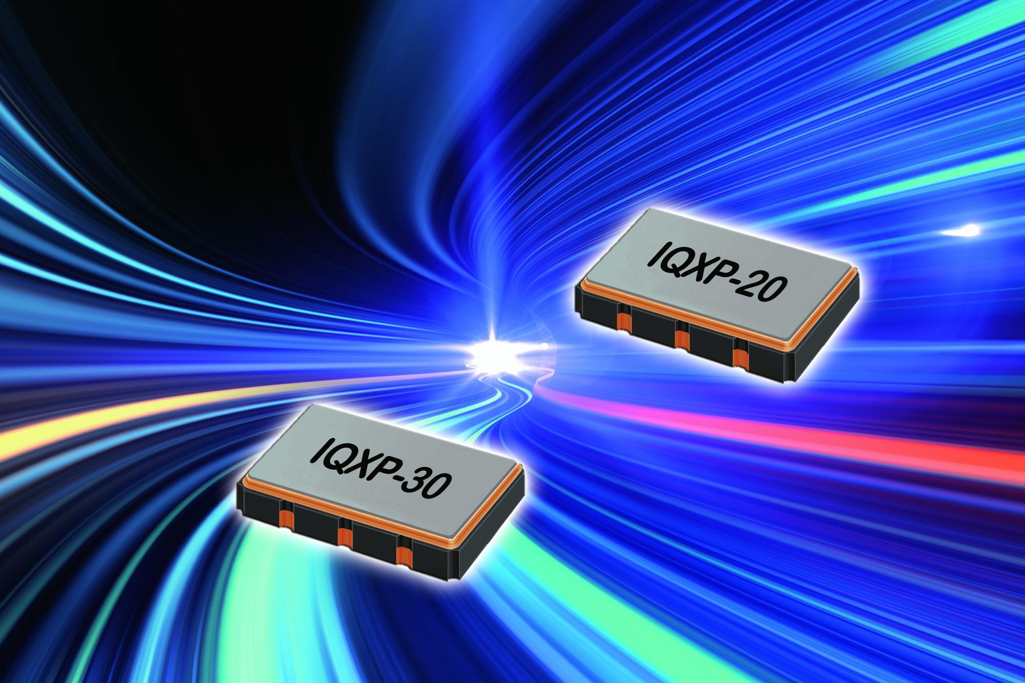 IQD lanciert neue Serien von schnell produzierbaren, programmierbaren Oszillatoren mit sensationellem Phasenjitter