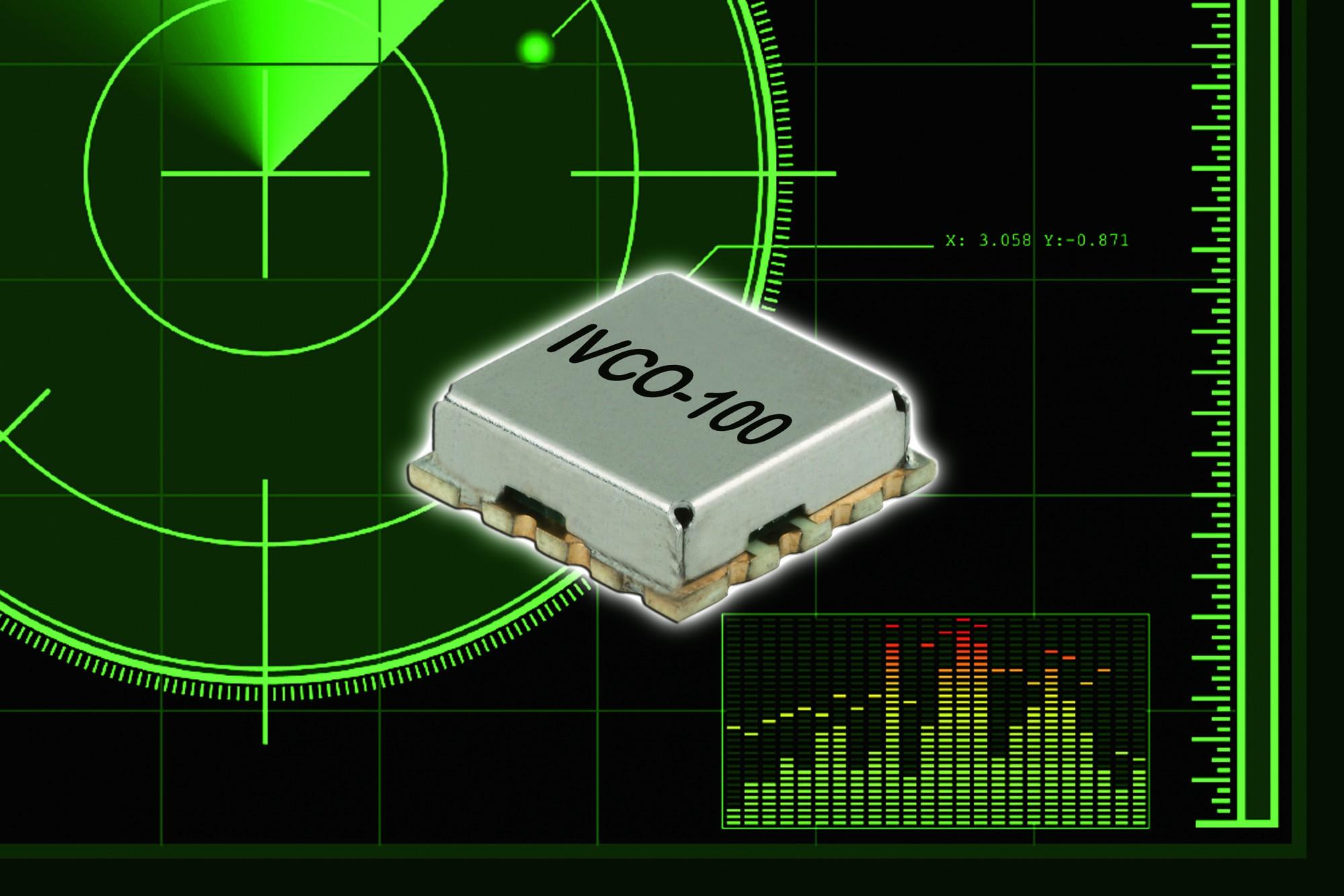 Neue VCO-Serie von IQD bietet weiten Frequenzbereich und ausgezeichnetes Phasenrauschen