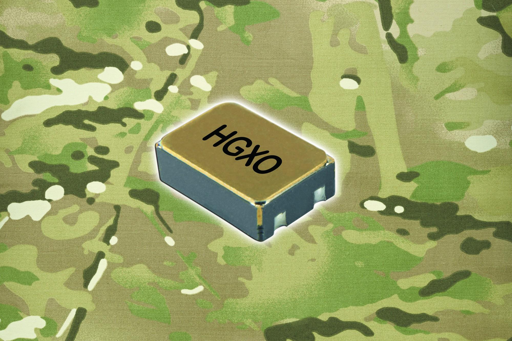 Neuer Militär-Oszillator von IQD hält Schockbelastungen bis 100.000 g aus