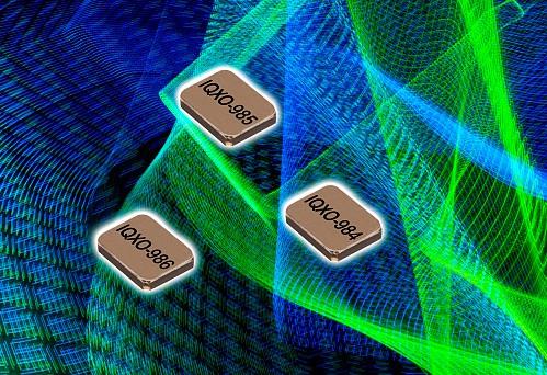 IQD führt den weltweit kleinsten 32.768kHz Quarz Oszillator ein