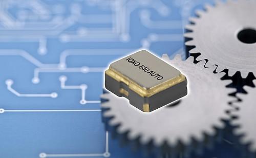 IQD führt einen neuen qualifizierten AEC-Q200 Ultraminiatur -Taktoszillator für Industrie- und Automobilanwendungen ein