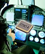 Neuer Taktoszillator mit extrem geringem Jitter für den Einsatz in Wehrtechnik sowie Luft- und Raumfahrt