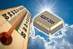 Neue miniaturisierte TCXO-/VCTCXO-Familie mit großem Temperaturbereich, von IQD auf der Electronica 2018 vorgestellt